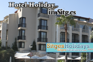 Hotel Holiday in Sitges